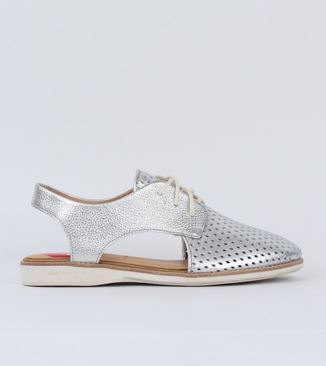 Rollie-Derby_Slingback_Punch-Silver_Silver-Outside